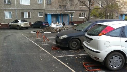 Незаконная парковка: борьба с самозахватом