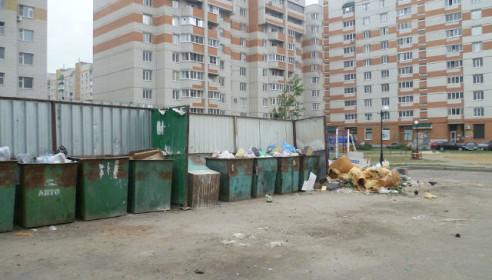 Детская игровая площадка на Ореховой, 2,4