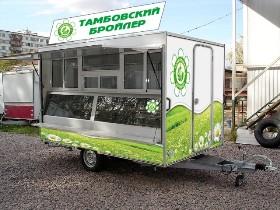 """Палатки """"Тамбовский бройлер"""""""