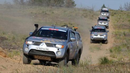 Ралли «Шелковый путь – 2012» пройдет через Тамбовщину