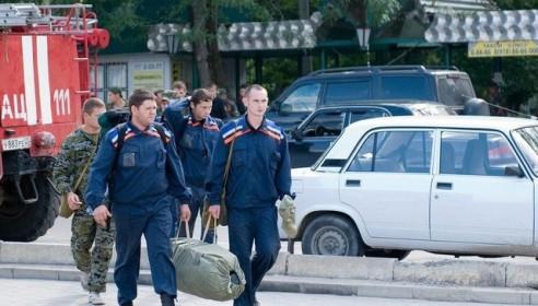 Тамбовские спасатели отправились на помощь кубанцам