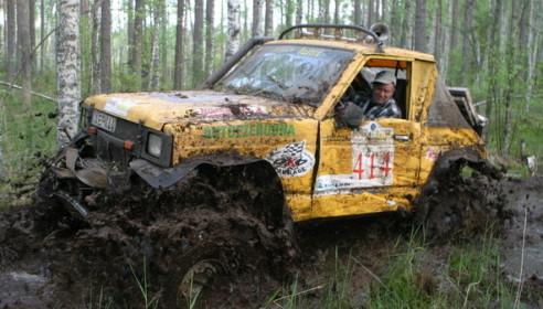 В Тамбове пройдут традиционные гонки «Rally Family 2012»