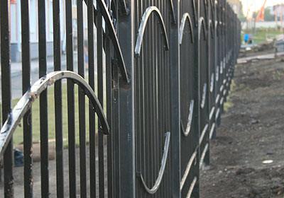 "Забор вокруг ""Умки"""