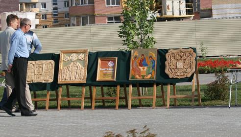 Выставка работ тамбовских школьников