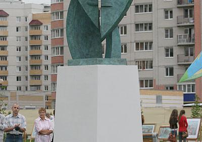 Монумент, по священный российско-французской дружбе