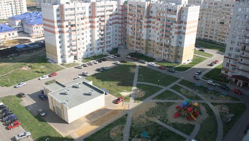 Детские площадки Тамбова отремонтируют