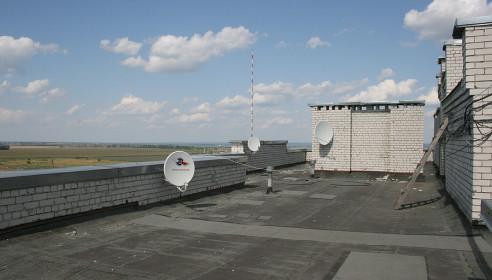 Крыша дома по Северо-Западной