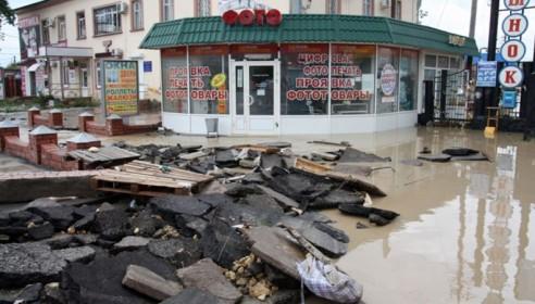 Крымск после наводнения. Фото svobodanews.ru