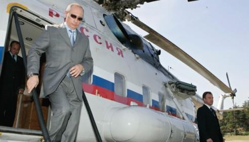 Вертолет Путина. Фото: ИТАР-ТАСС