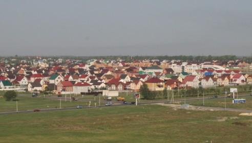 Север Тамбова застроят новыми коттеджами