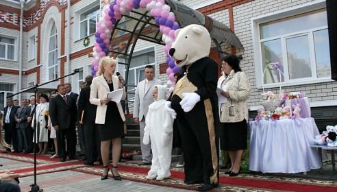 """Открытие детсада """"Умка"""" в Тамбове"""