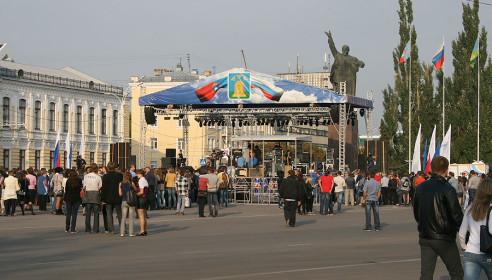 Рок-концерт в Тамбове, 15 сентября 2102