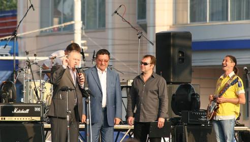 Жириновский в Тамбове, 15 сентября
