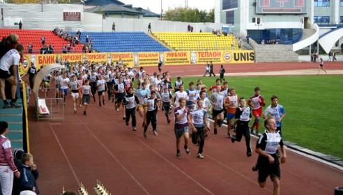 Кросс нации - 2012 в Тамбове