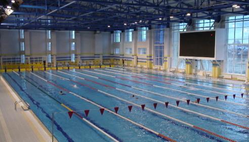 В микрорайоне Московский построят самый большой бассейн в городе