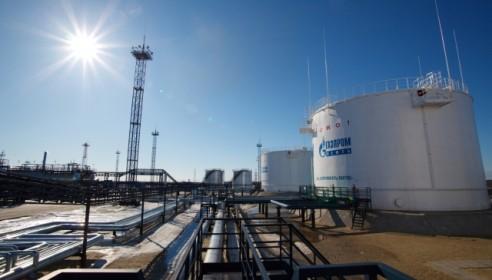 """""""Газпром"""" построит под Тамбовом гигантский газоперерабатывающий завод"""