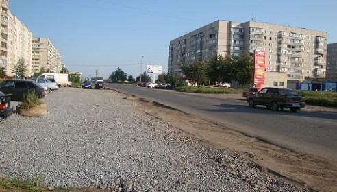 На улице Рылеева построят парковку на 150 машиномест