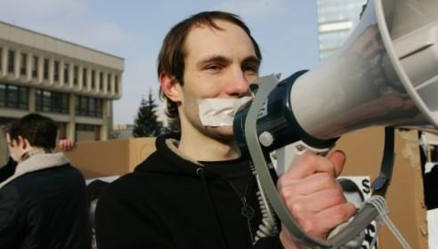 Студенты ТГТУ намерены отстоять свой вуз на митинге