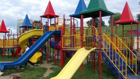 Северу Тамбова не хватает детских площадок
