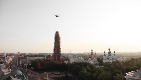 Самая высокая тамбовская колокольня не упадет