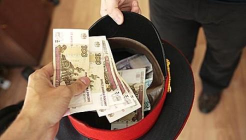 Число взяточников в МВД сократилось на четверть