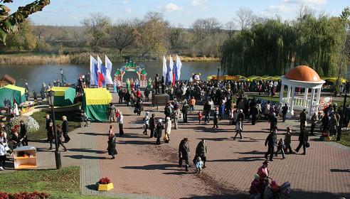 Участники Покровской ярмарки за два дня наторговали на 25 млн рублей