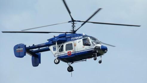 Автомагистрали Тамбовщины будут патрулировать вертолеты