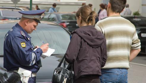 Штраф за пьяную езду хотят приравнять к цене машины