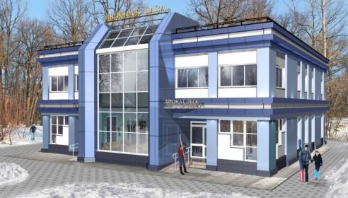 Строительство лыжного стадиона в Тамбове