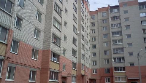 Тамбовским военным подарили квартиры в новостройке на Мичуринской