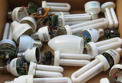 Тамбовчане сдадут отработанные лампочки, батарейки и аккумуляторы