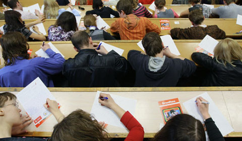 Размер стипендий определит вуз и студенты