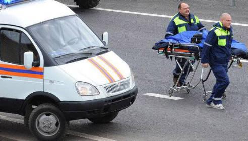 В Тамбове водитель иномарки перепутал педали и сбил на остановке трех женщин