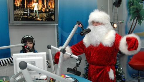На новогодних каникулах в Тамбове будет работать радио Деда Мороза