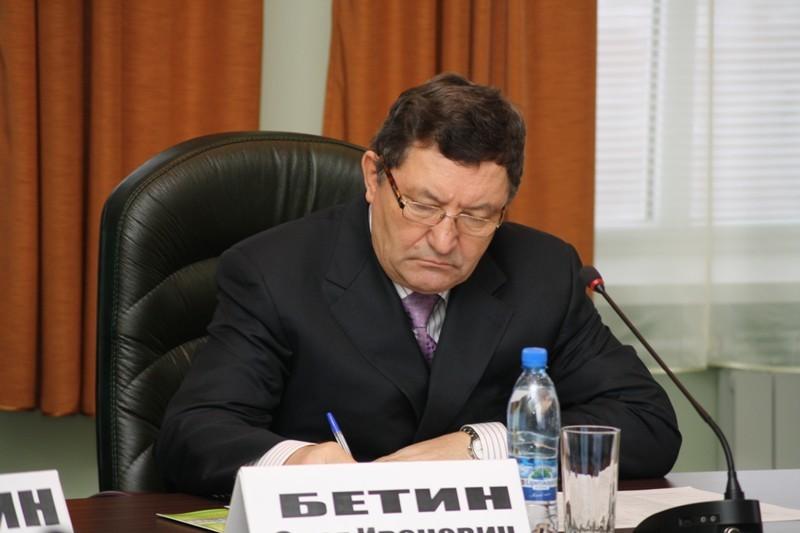 Олег Бетин. Фото newtambov.gpor.ru