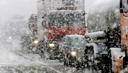 Тамбов зальют дожди и завалет мокрый снег