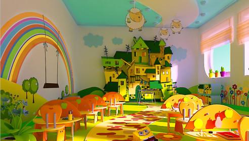 До декабря 2013 года в Тамбове построят еще три детских садика