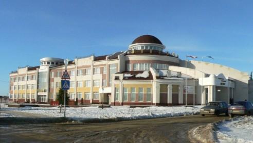 Социокультурный центр в Радужном, Тамбов