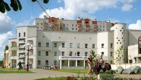 В микрорайоне Уютный построят современную областную поликлинику
