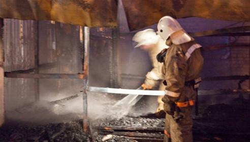 Строящийся лыжный стадион в Тамбове пытались сжечь