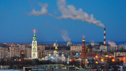 Тамбов. Фото Андрей Щербаков.
