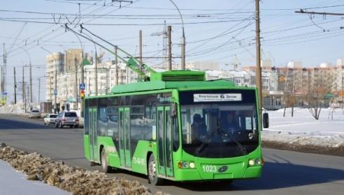 Троллейбусы в Тамбове будут ходить до микрорайона Северный