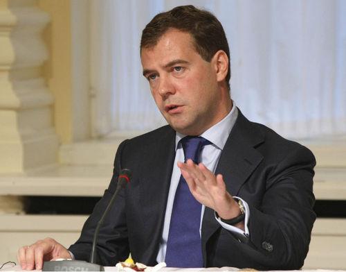 Визит премьера Дмитрия Медведева в Тамбов отменился