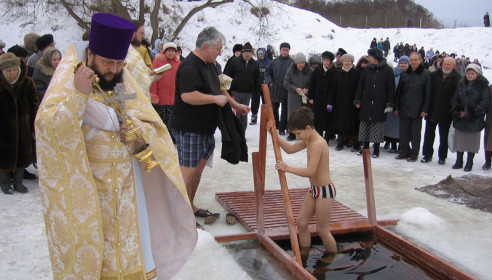 В Тамбове на Крещение оборудуют пять официальных мест для купаний