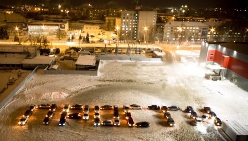 """Тамбовчанин сказал """"прости"""" возлюбленной с помощью 39 автомобилей"""