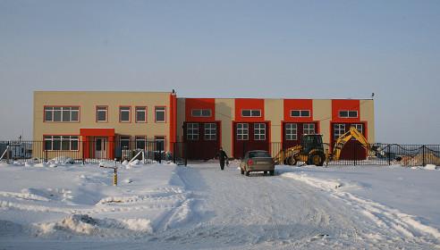 Новое пожарное депо на Агапкина, 9 в Тамбове