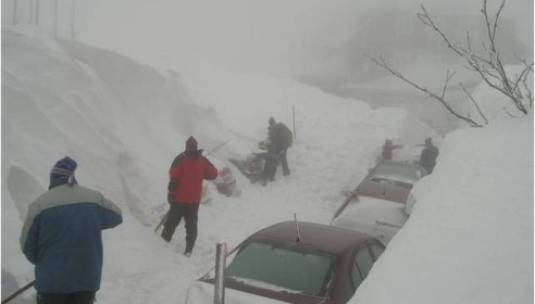 Метеорологи: Тамбов завалит снегом и зальет дождями