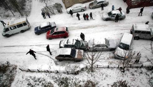 За сутки количество аварий в регионе выросло в геометрической прогрессии