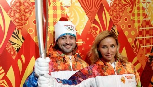 Любой тамбовчанин может стать олимпийским факелоносцем