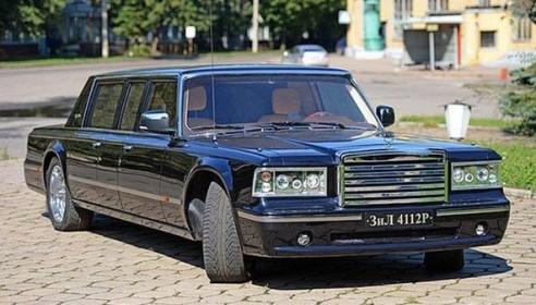 В России начнется серийное производство президентских лимузинов